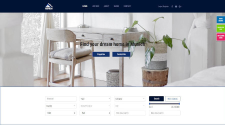 Web design for the realtor industry