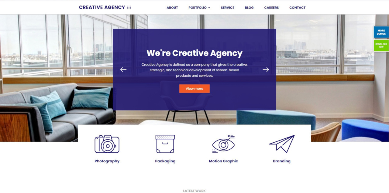 LMS Agency Creative