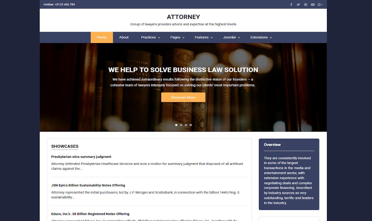 LMS Attorney