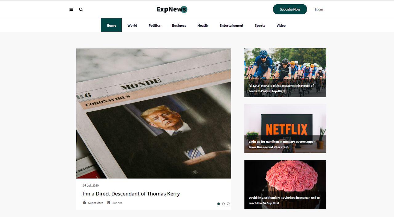 LMS ExpNews