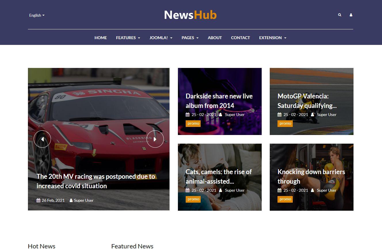 LMS NewsHub