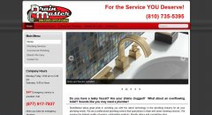 Drainmaster Drain Cleaning Service
