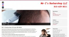Mr Cs Barbershop of Fenton MI