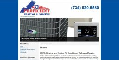 Proficient Heating & Cooling
